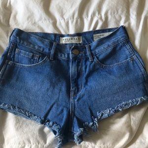 Pacsun High-Rise Shorts